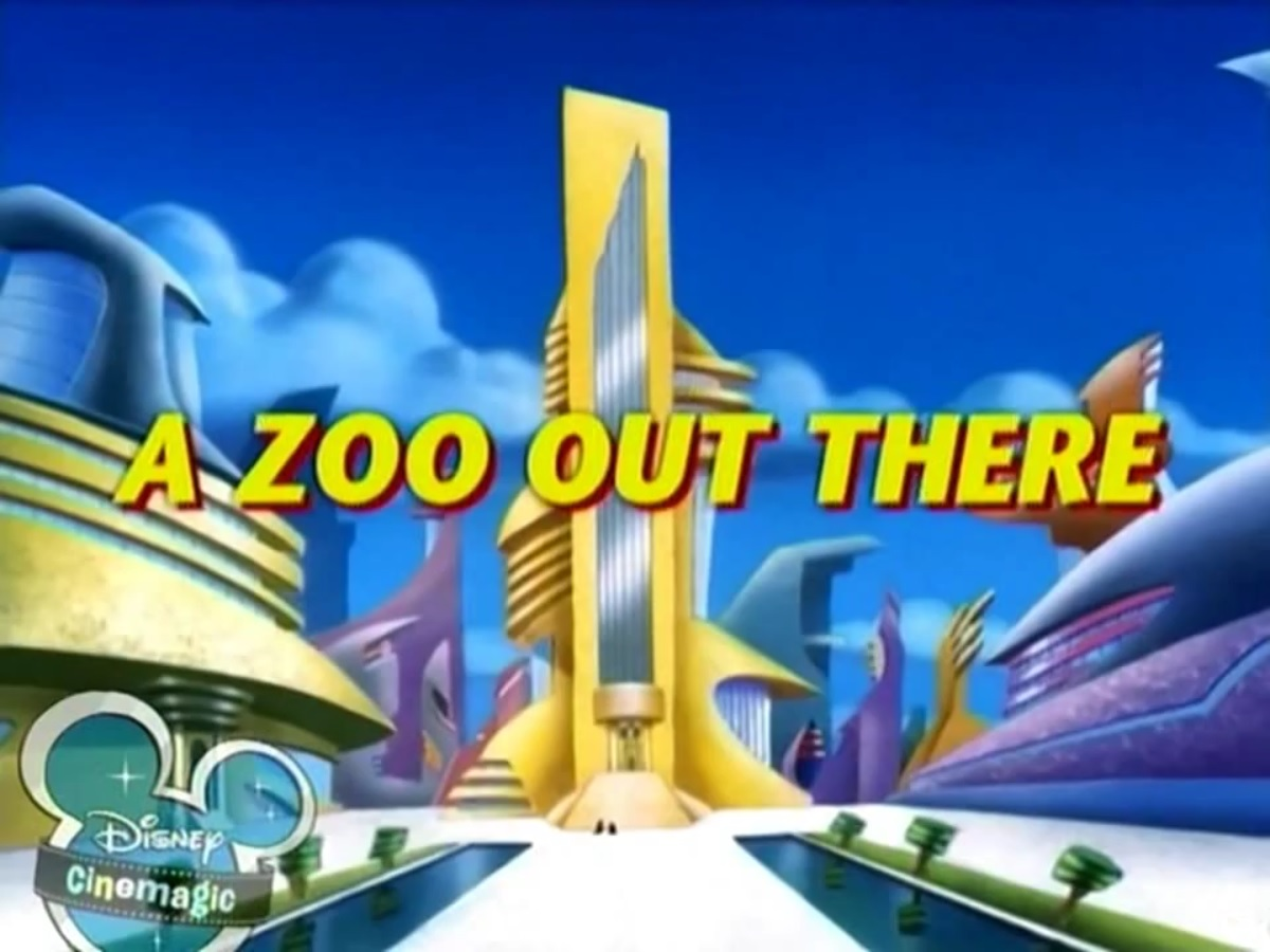 A Zoo Out There