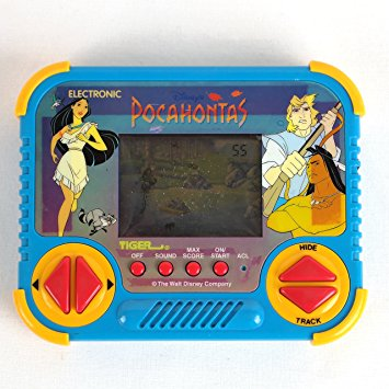Pocahontas (Tiger Electronics)