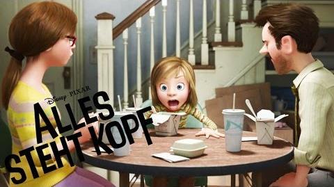 ALLES STEHT KOPF - Offizieller Trailer (German deutsch) - Ab 1.10