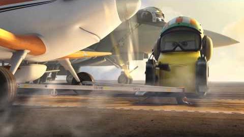 Aviões Trailer oficial