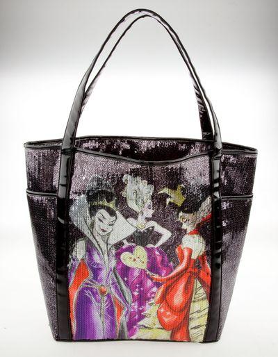 Disney Villains Designer Collection Tote Bag