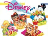 The Disney Afternoon (trilha-sonora)