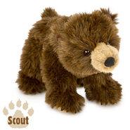 Disneynature Bears Plush - Scout - Medium - 16''