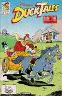 DuckTales DisneyComics issue 18