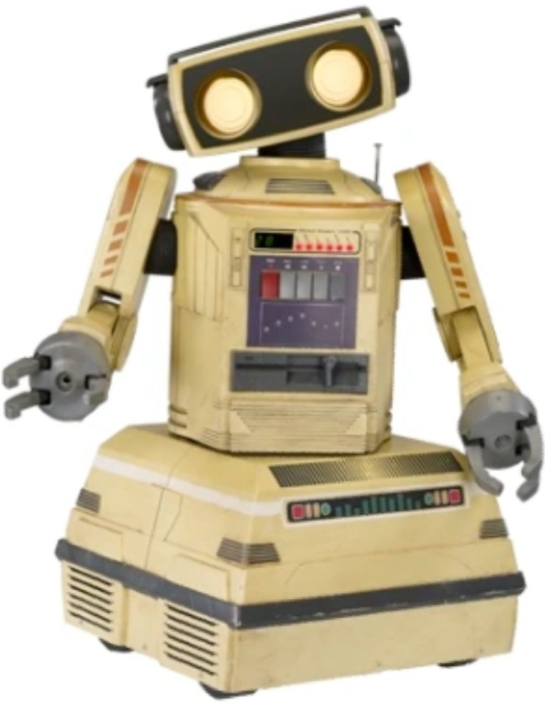 Robô Anos 80