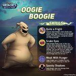 Oogie Boogie DHBM Promo