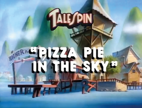 Pizza Pie in the Sky