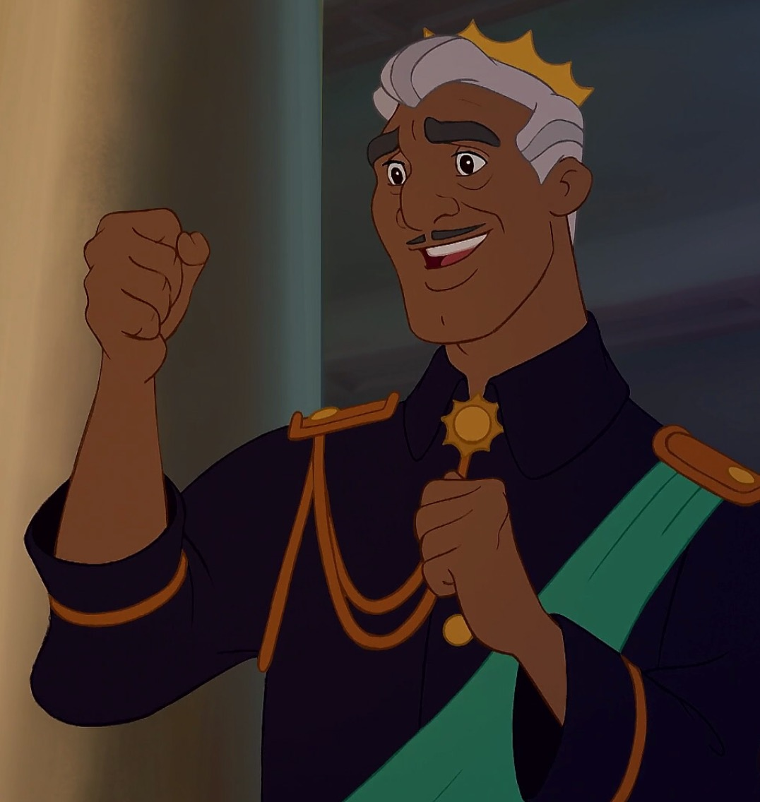 El Rey de Maldonia
