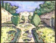 Queen of Hearts Garden Concept