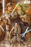 Star-wars-force-of-hope-premium-art-print