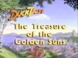 Сокровище золотых солнц