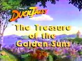 The Treasure of the Golden Suns