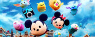 Tsum Tsum Animated