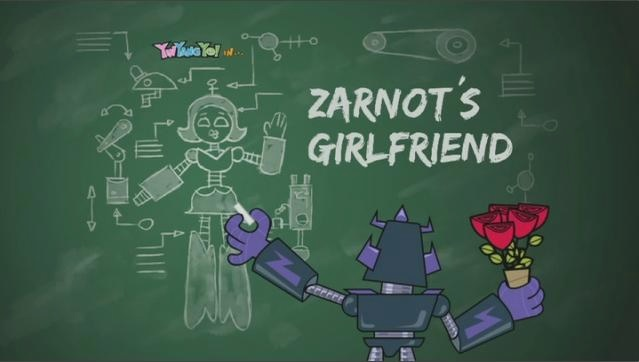 Zarnot's Girlfriend