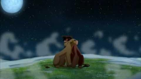 """""""Love Will Find A Way"""" - The Lion King 2"""