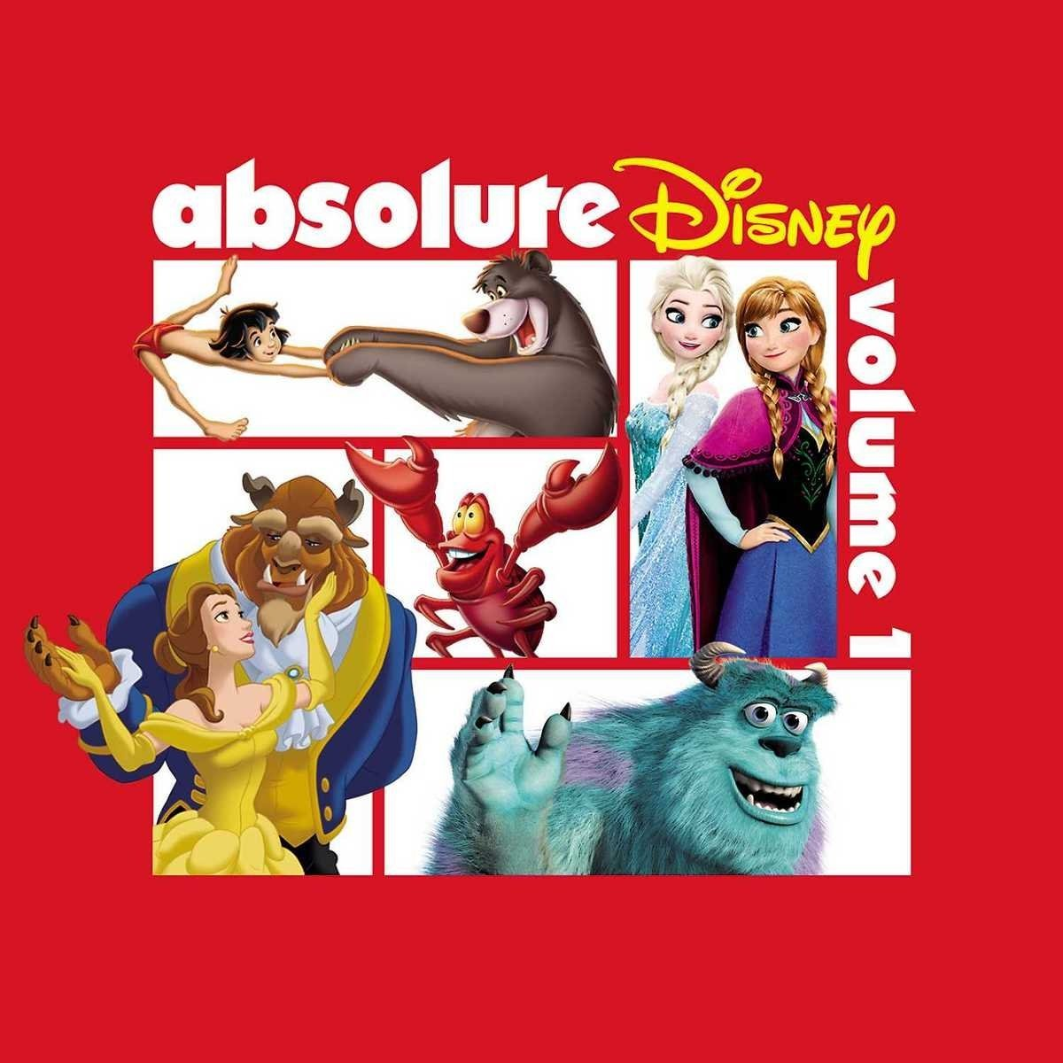 Absolute Disney: Volume 1