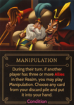 DVG Manipulation