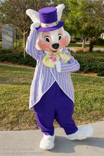 Disney Parks Mr. Easter Bunny