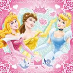 Disney Princess Promotional Art 17