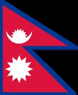Flaga Nepalu