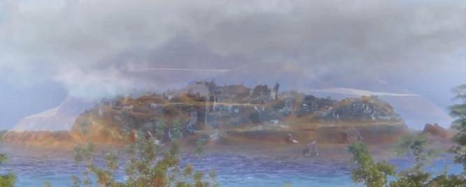 La Isla de los Perdidos
