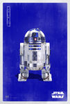 The Last Jedi R2-D2 Poster