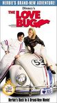 The Love bug 1997 VHS
