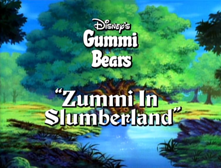 Zummi in Slumberland