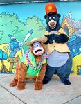 Baloo Louie (Talespin)