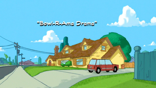 Bowl-R-Ama Drama