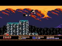 Castle of Illusion Starring Mickey Mouse Sega Genesis Gameplay