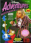 Disney adventures magazine australian cover july 1994 abi tucker