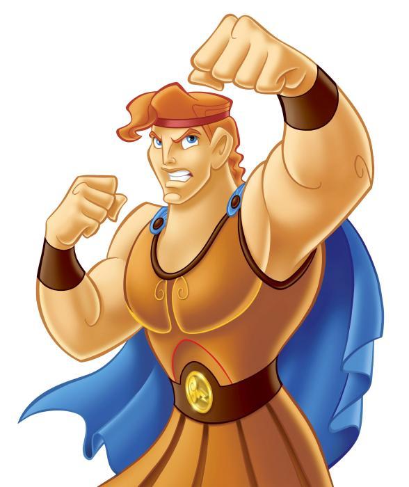 Hercules (character)/Gallery