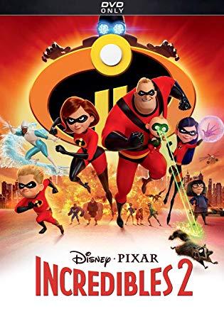 Incredibles 2 (video)