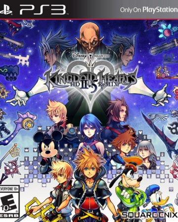 Kingdom Hearts Hd Ii 5 Remix Disney Wiki Fandom Dear winter (remix) to dear summer by: kingdom hearts hd ii 5 remix disney