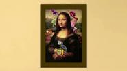 Muppet Babies Mona Lisa