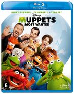Muppets Most Wanted Blu-Ray NL