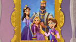 Plus Est Ven Vous Rapunzel Singing Near Picture