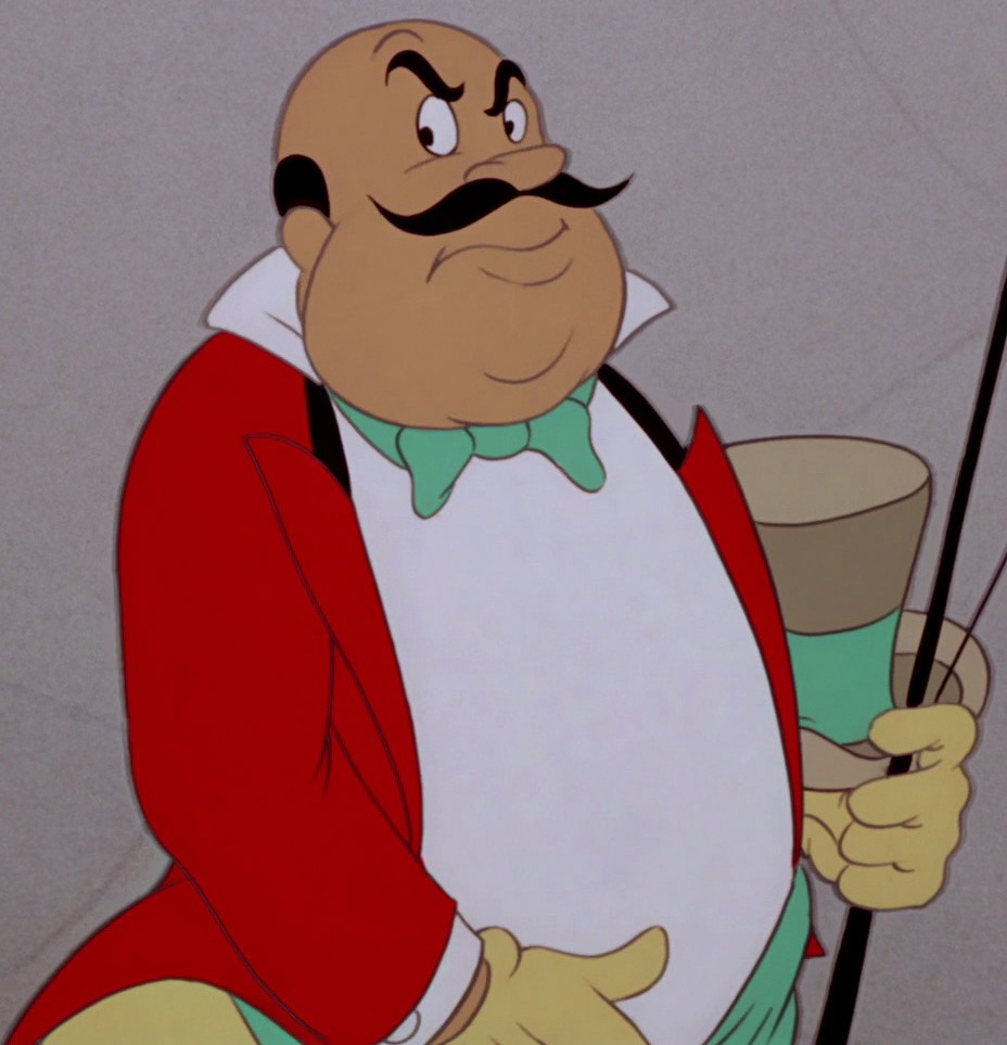 Ratigan6688/Why Is Ringmaster Considered A Villain Instead Of Just Antagonist