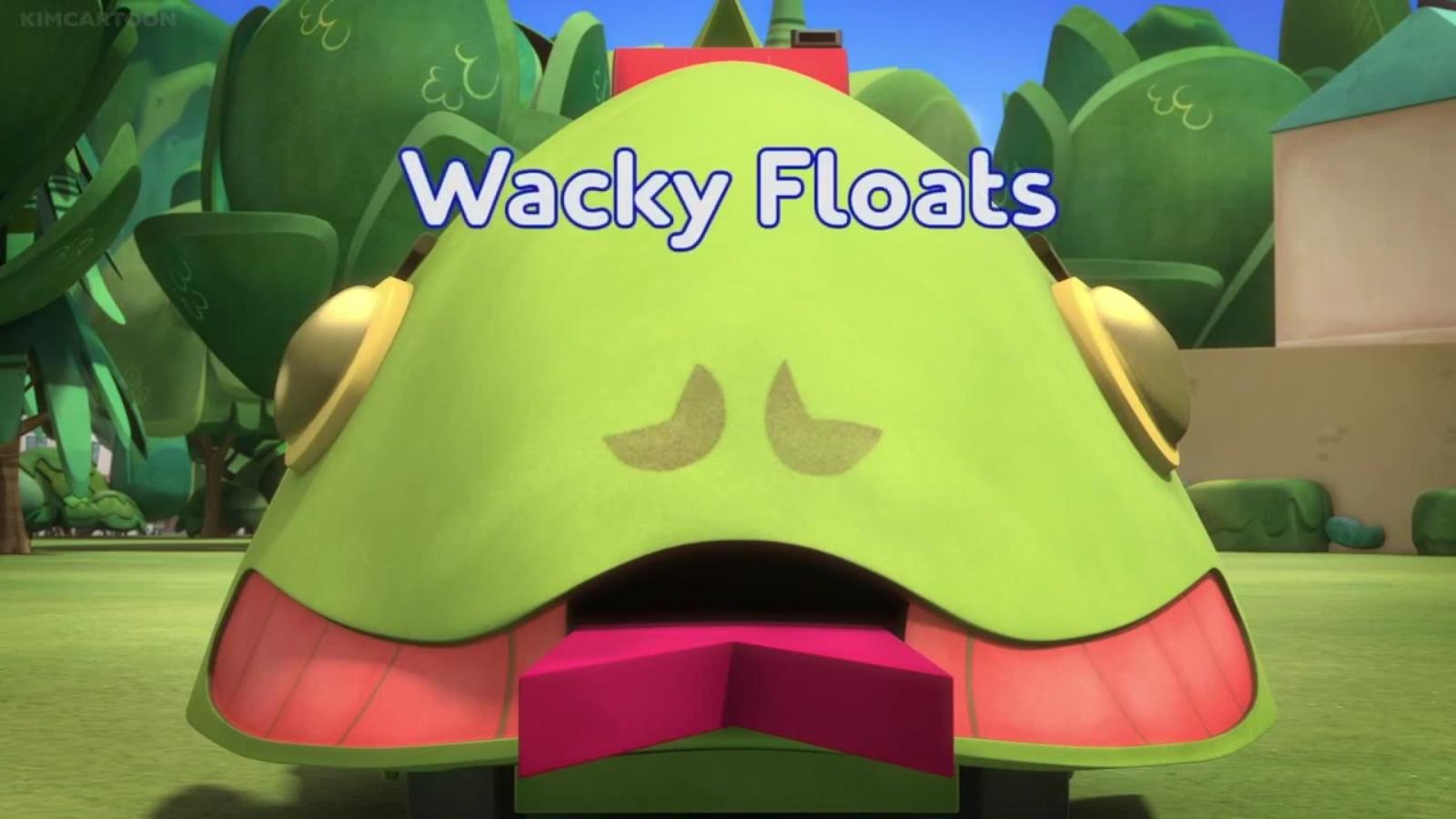 Wacky Floats