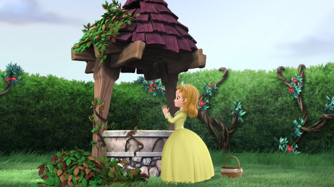 Poço dos Desejos (Princesinha Sofia)