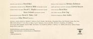 Zenimation end credits
