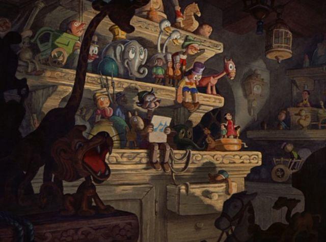 Bottega di Geppetto