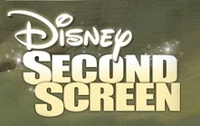 Disney Second Screen