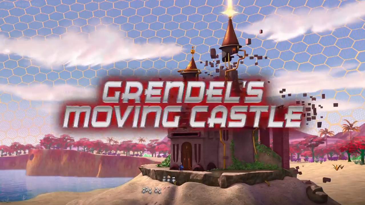Grendel's Moving Castle