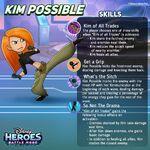 Kim Possible DHBM
