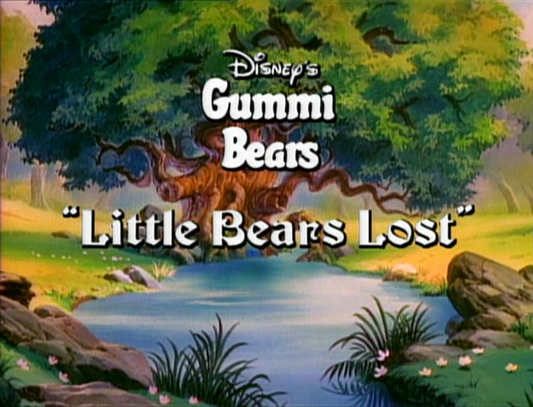 Little Bears Lost