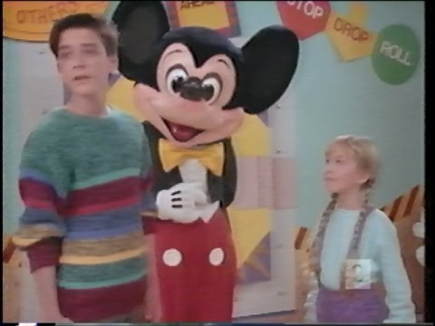 Mickey's Safety Club: What to Do at Home