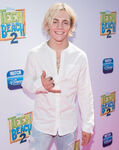 Ross Lynch TB2 premiere