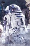TLJ R2-D2 Trends Poster